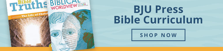 BJU Bible Curriculum