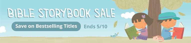 Bible Storybook Sale