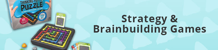 Strategy & Brain Building Games