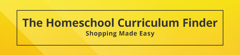 Homeschool Curriculum Finder