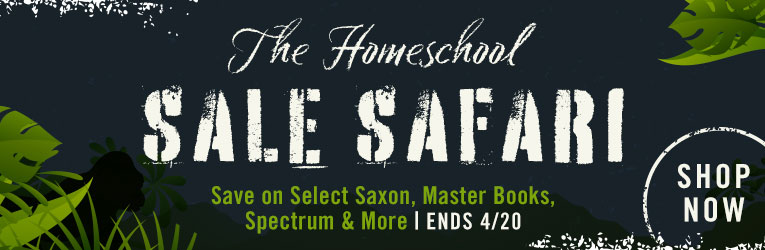 Homeschool Sale Safari