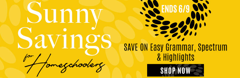 Sunny Savings Sale