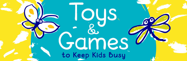 Kid's Toys & Games Store