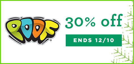 30% off Poof