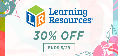 30% off Learning Resources