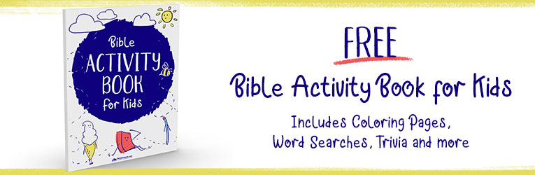 Free Bible Activity Book Download