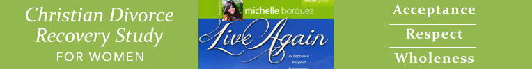 Live Again: Wholeness After Divorce