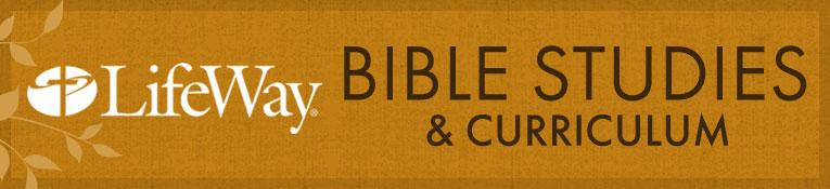 Bible Studies - Small Groups & Personal Studies