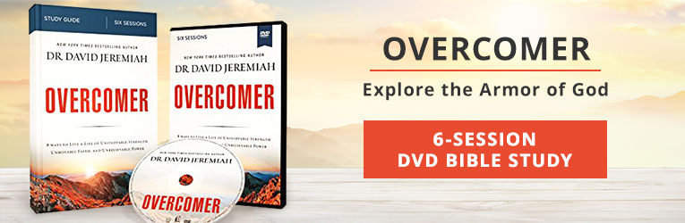 Overcomer DVD Study, by David Jeremiah