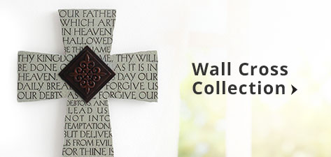 Wall Crosses & More