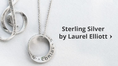 Sterling Silver Designer Jewelry by Laurel Elliott