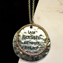 Blessed Pendant