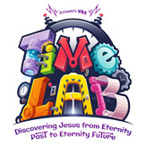 Time Lab VBS Logo