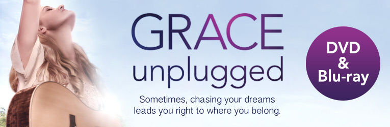 Grace Unplugged DVD & Blu-ray