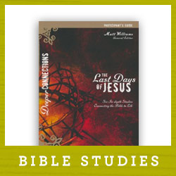 Lent Bible Studies