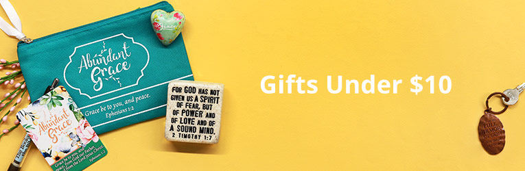 Under 10 Christian Gifts Christianbook Com