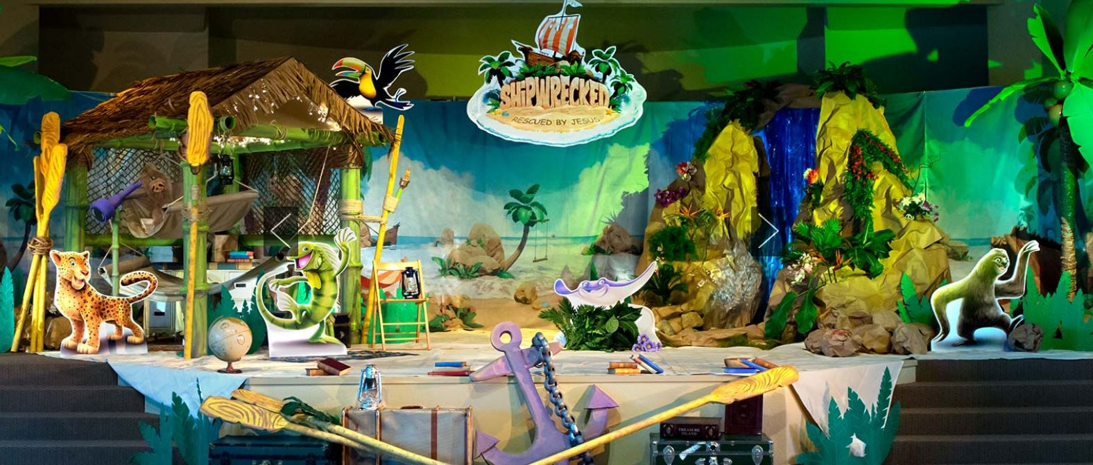 Shipwrecked Vbs 2018 Group Christianbook Com