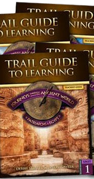 Journey through Ancient World 4 Volume Teacher's Guide