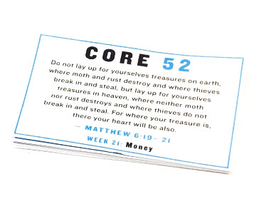 graphic regarding Break Cards for Students Printable titled Main 52 Bible Memory Playing cards -
