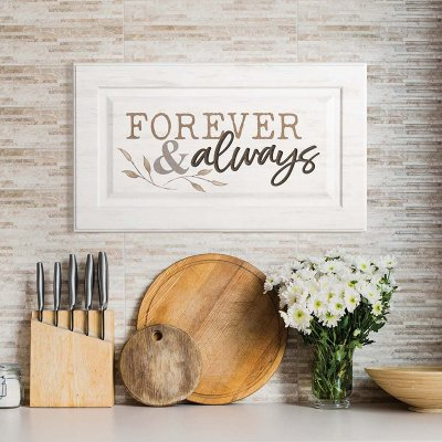 Forever And Always Wall Art