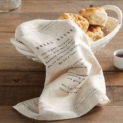 Bread Basket & Towel