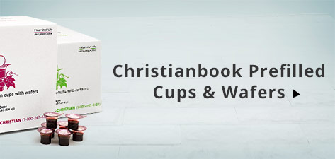 Christianbook Pre-filled Juice & Wafers