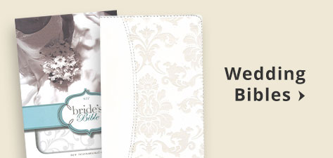 Wedding & Bridal Party Bibles