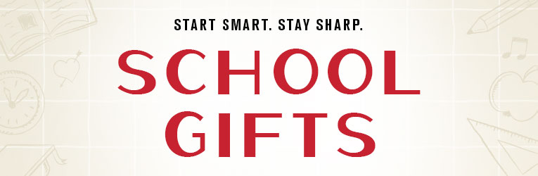 Back to School Gifts for Kids & Teachers