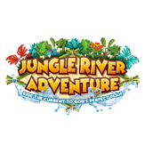Jungle River Adventure VBS Logo