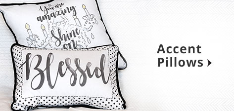 Accent Pillows Thistlewood Style