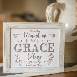 Walk in Grace