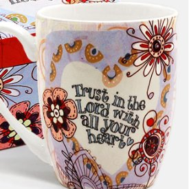 Trust in the Lord...Gift Mug