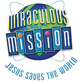 Miraculous Mission VBS Logo