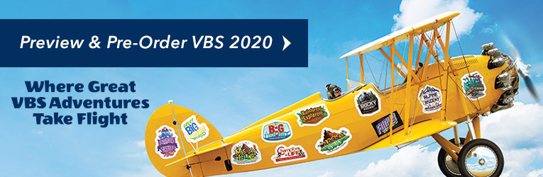 VBS 2019 Themes | Vacation Bible School 2019 - Christianbook com
