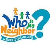 Who Is My Neighbor? VBS Logo
