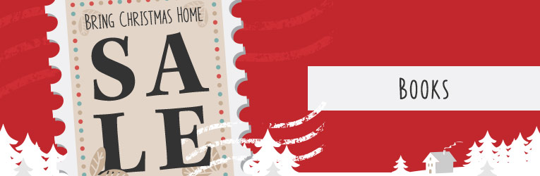 Bring Christmas Home Sale on Books-Ends 11/2
