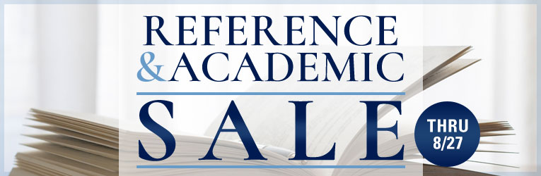 Academic & Reference Sale