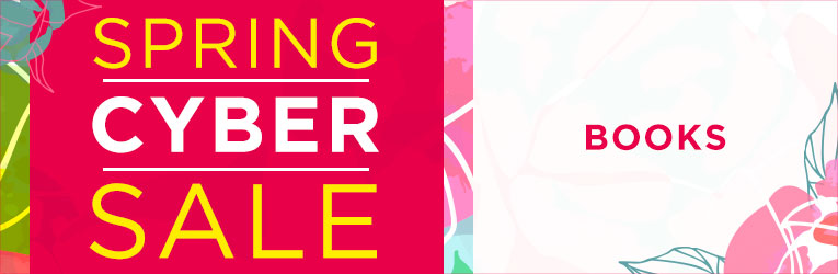 Spring Cyber Sale: Books-End 5/29