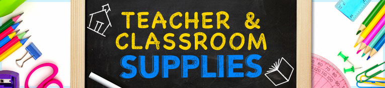 Teacher & Classroom Supplies