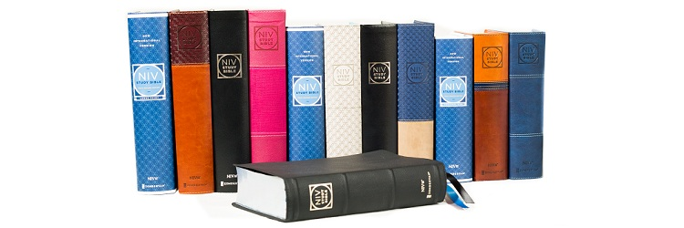 NIV Study Bible, Fully Revised Collection