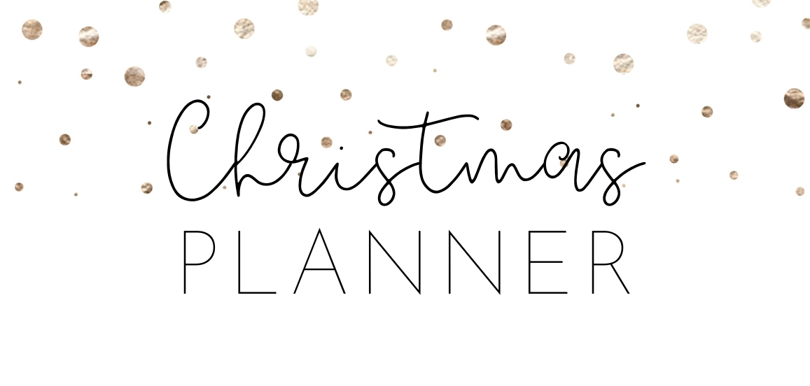 Free Christmas Planner