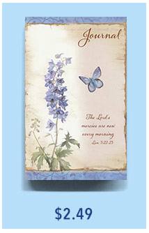 The Lord's Mercies Journal