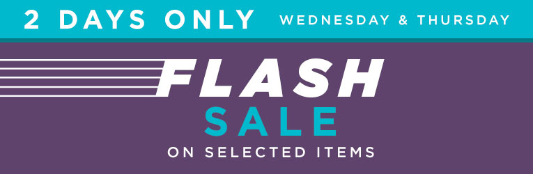 Flash Sale Winter 2018