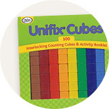 Unifix and Snap Cubes